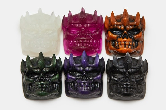 B.O.B Handcraft Skull King Artisan Keycap
