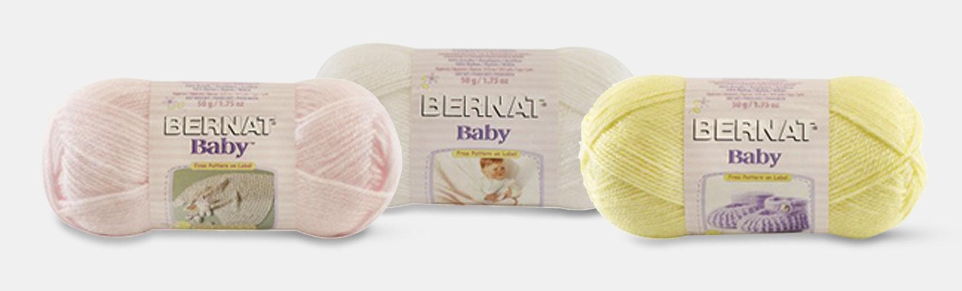 Baby Yarn by Bernat