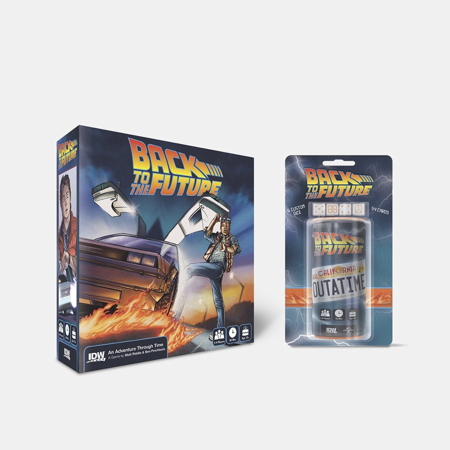 Back to the Future Game Bundle
