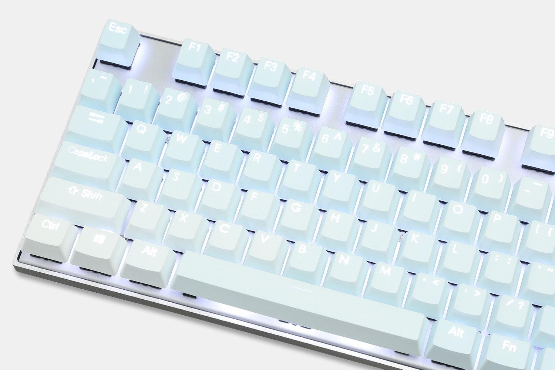 Backlit Doubleshot Gradient PBT Keycap Set