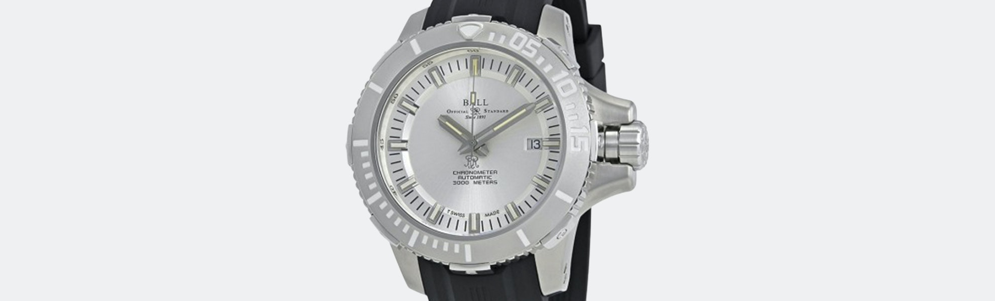 Ball Engineer Hydrocarbon DeepQUEST Automatic Watch