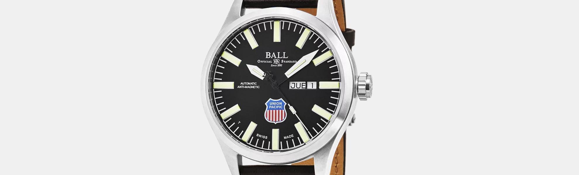 "Ball Engineer Master II ""Big Boy"" Automatic Watch"