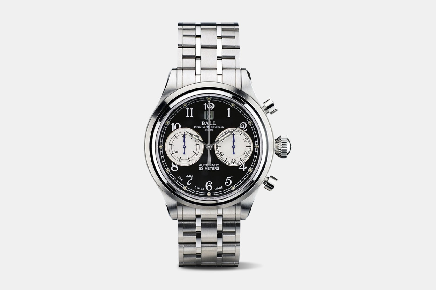Ball Trainmaster Cannonball Automatic Watch