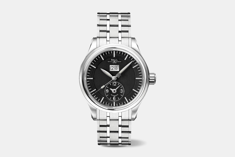 GM1056D-S2J-BK (stainless steel bracelet)