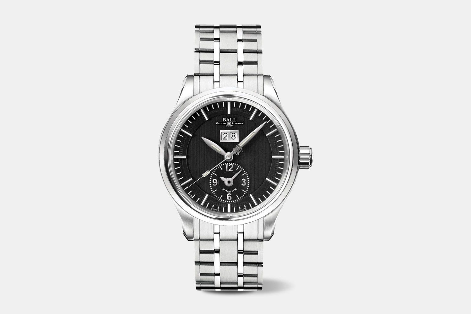 Ball Trainmaster First Flight Automatic Watch