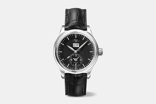 GM1056D-L2FJ-BK (black leather strap)