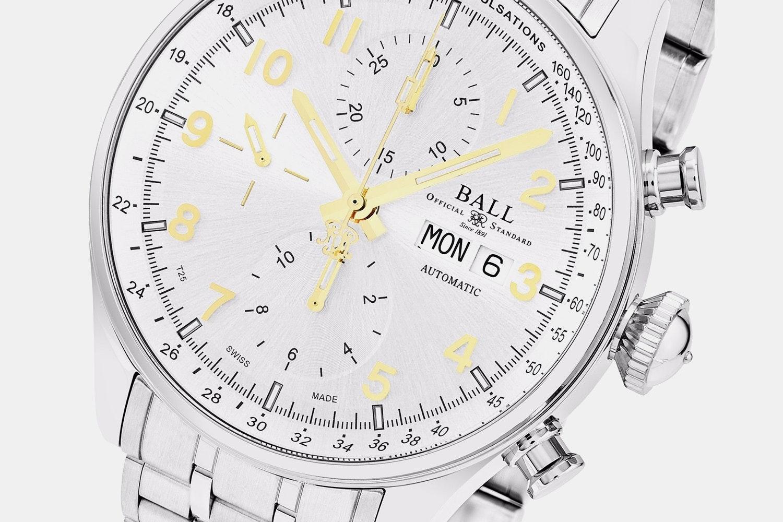 Ball Trainmaster Pulsemeter II Automatic Watch