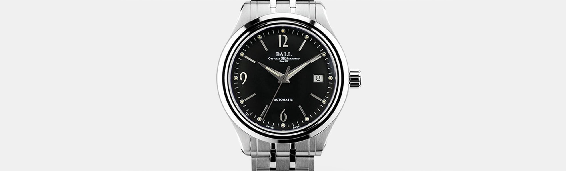 Ball Trainmaster Streamliner Automatic Watch