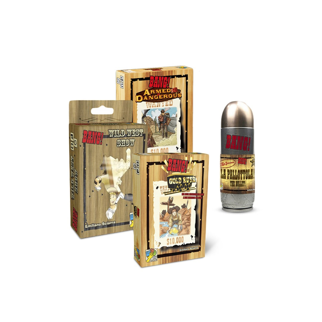 BANG! The Bullet! Bundle