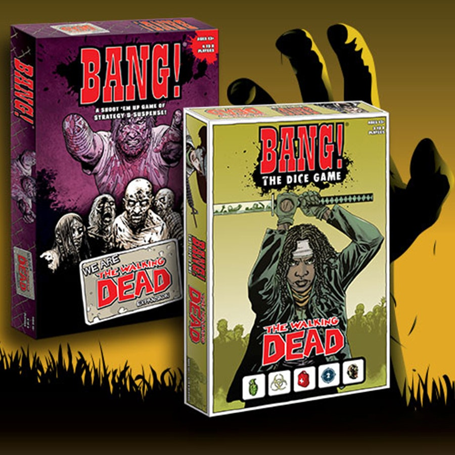 BANG! Walking Dead Bundle