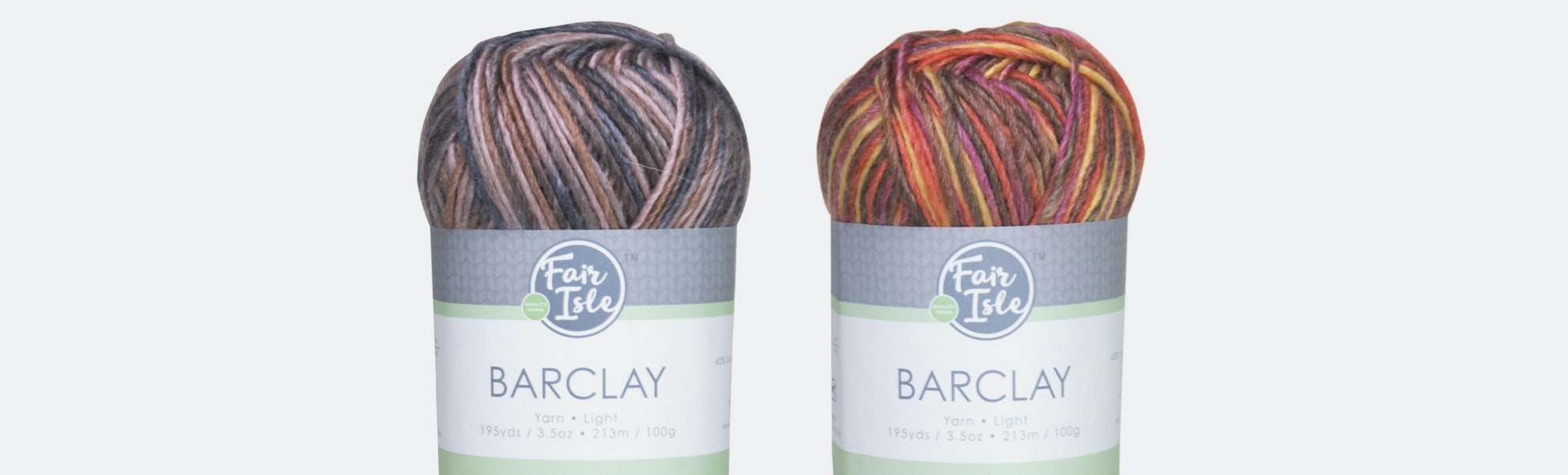 Barclay Yarn by Fair Isle (2-Pack) | Price & Reviews | Massdrop