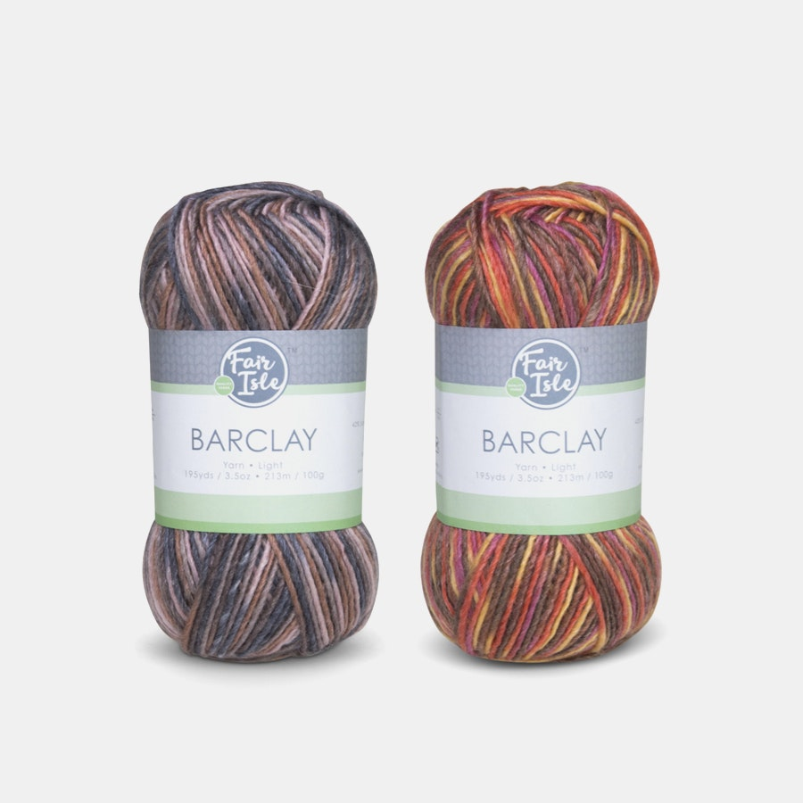 Barclay Yarn by Fair Isle (2-Pack)