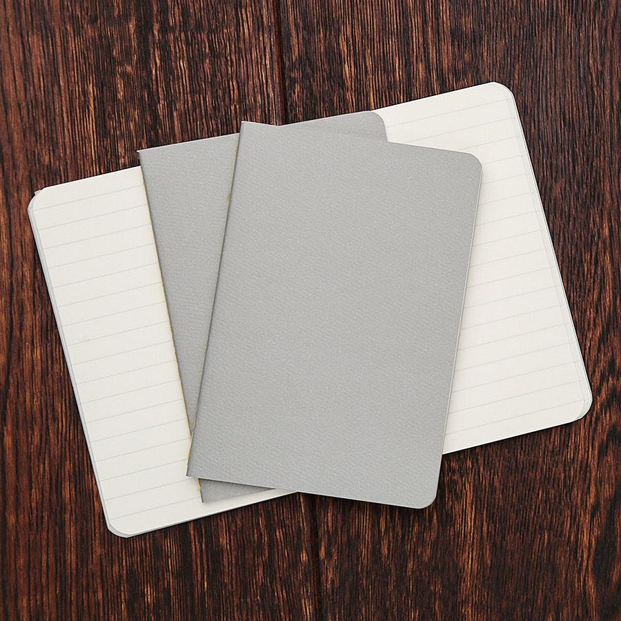 Baron Fig Apprentice Pocket Notebooks 3x3 Pack