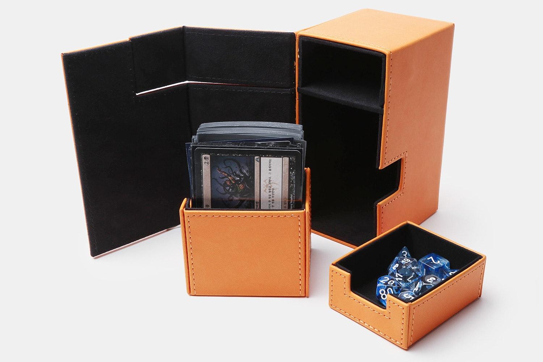 BCW Gaming Deck Locker LX (3-Pack)