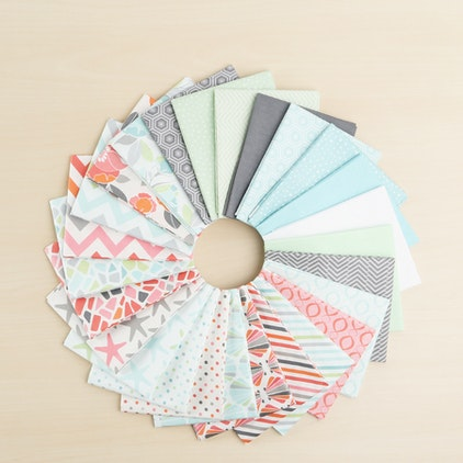 Beach House Upholstery Fabric