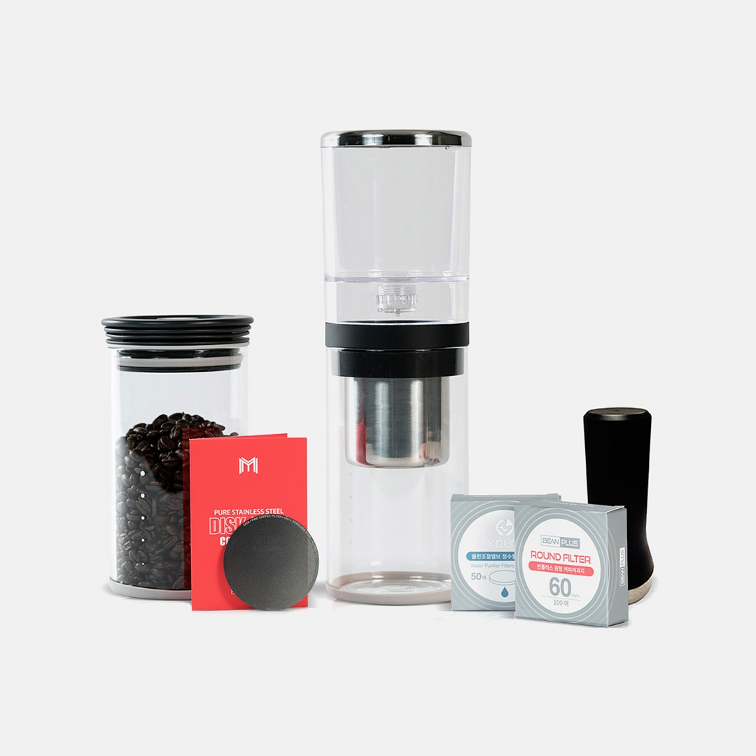 BeanPlus Cold Drip Brewer Package
