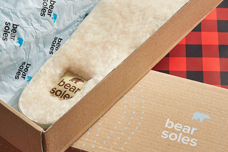 Bear Soles Natural Sheepskin Insoles