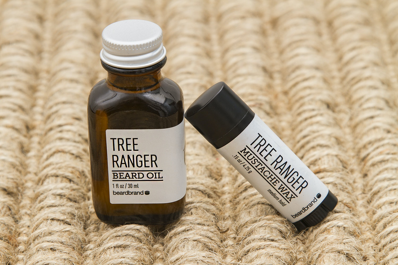 Beardbrand Beard Oil and Mustache Wax