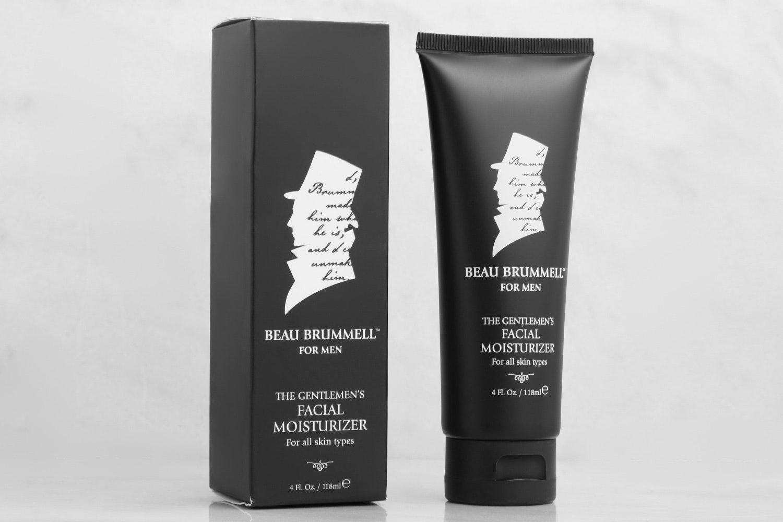 Beau Brummell Face Wash & Moisturizer