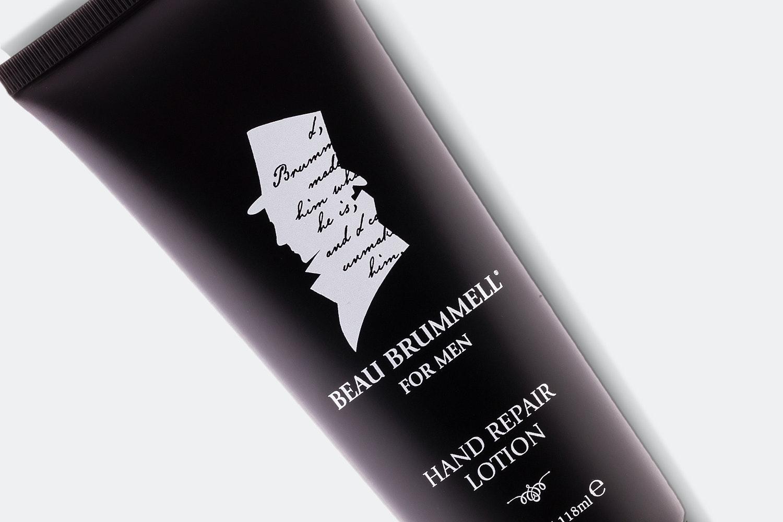 Beau Brummell Hand Lotion & Walnut Scrub