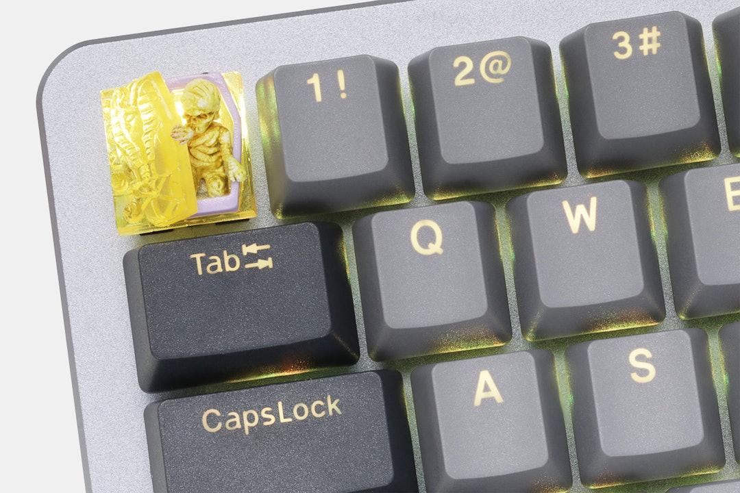 BEE Mummy Awakening Artisan Keycap