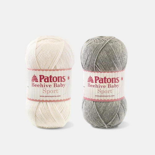 Beehive Baby Sport Yarn by Patons (2-Pack)   Price & Reviews