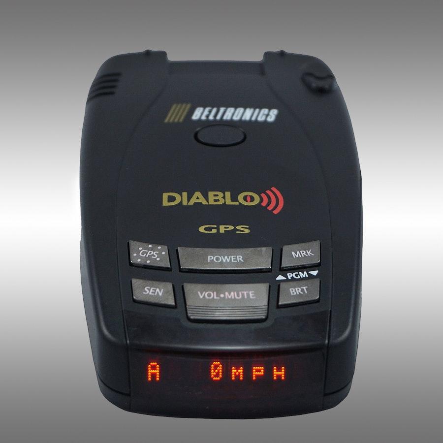 Beltronics Diablo Radar Detector