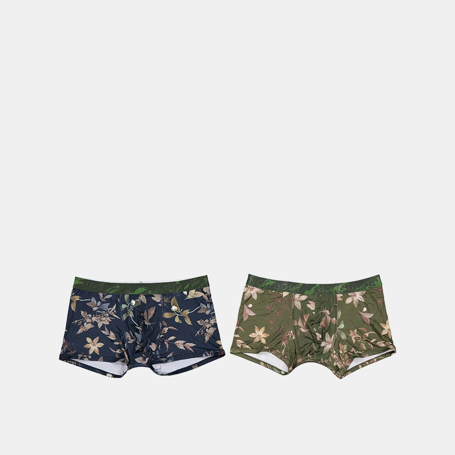 Bench/Body Tropical Print Underwear (2-Pack)