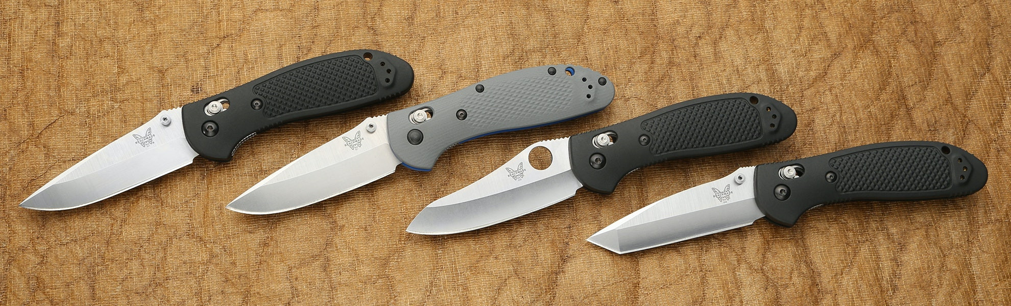 Benchmade Griptilian Folding Knife