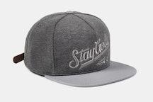 All-Star Fleece Strapback Hat - Charcoal