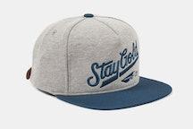 All-Star Fleece Strapback Hat - Heather Grey