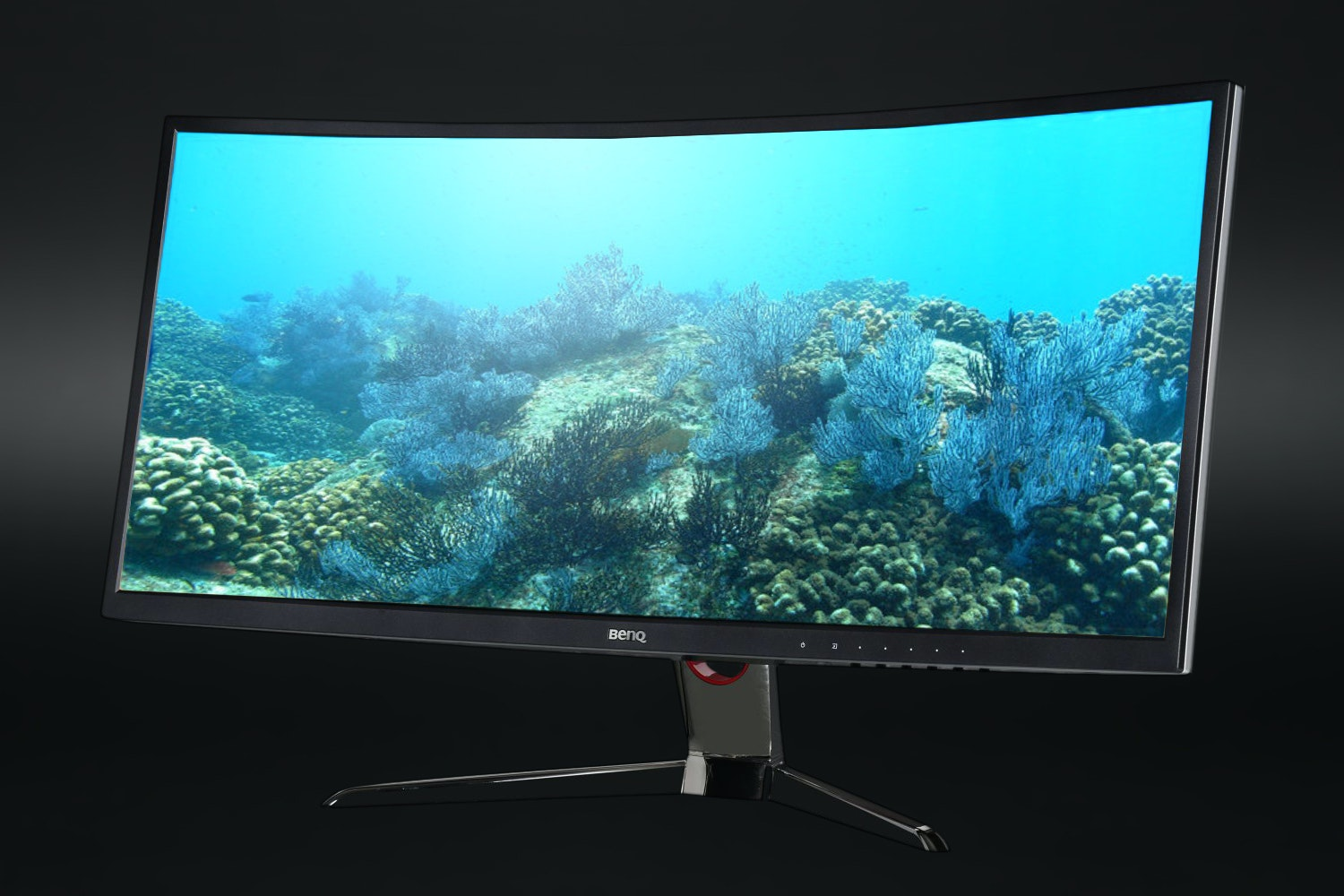 "BenQ 35"" Ultra Curved Gaming Monitor"
