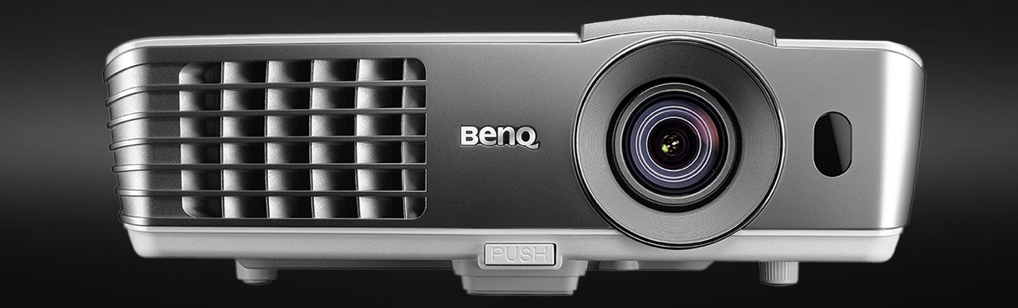BenQ W1070 1080p HD 3D Projector