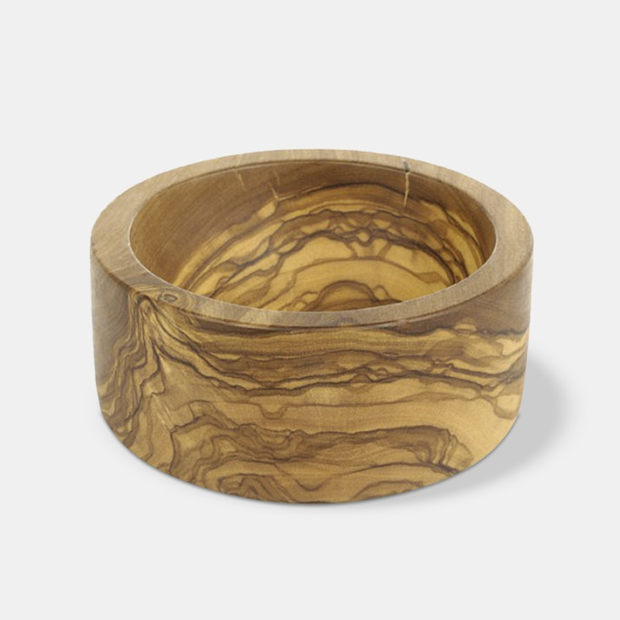 Berard Olive Wood 3-Inch Pinch Bowl