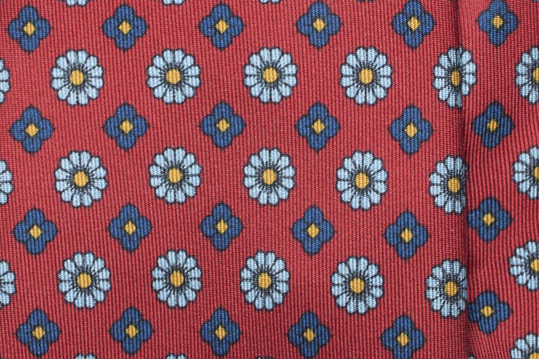 Berg & Berg Hand-Rolled Silk Ties