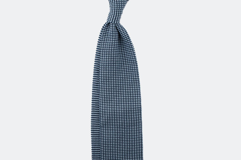 Cotton – navy/light blue