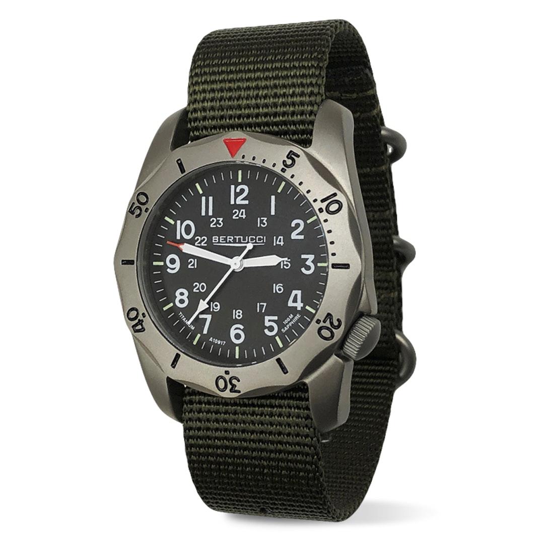 Bertucci A-2TR Vintage Watch