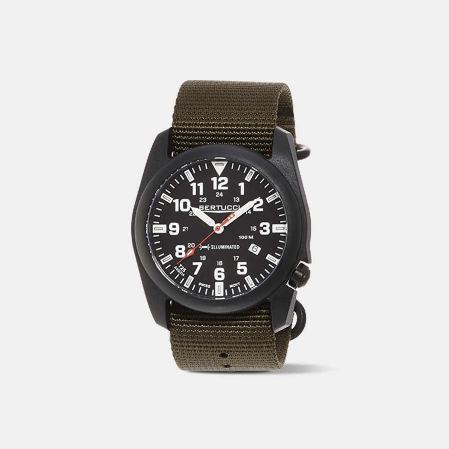Bertucci A-5P Illuminated EDC Watch