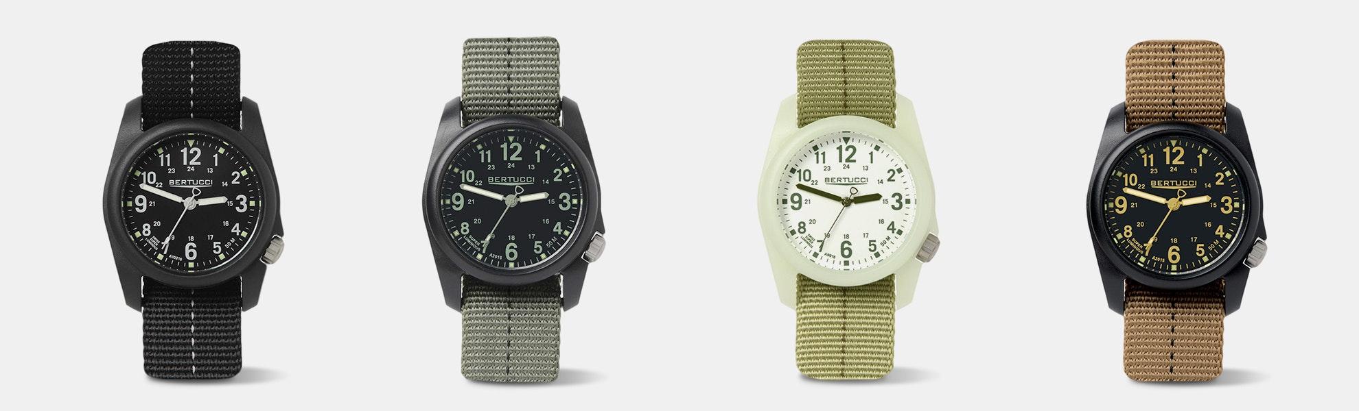 Bertucci DX3 Performance Field Watch