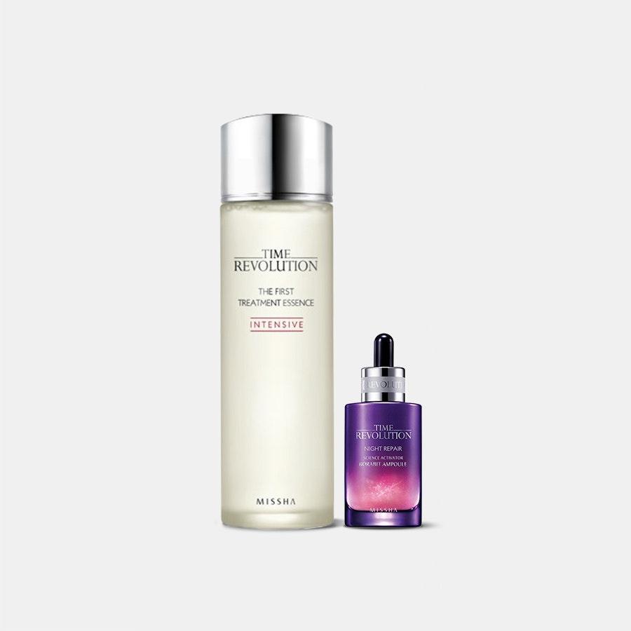 Best Of Missha Skincare Set Price Reviews Massdrop Time Revolution The First Treatment Essence