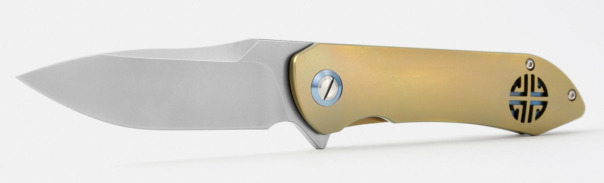 Bestech Knives 1703 Titanium Frame Lock w/S35VN