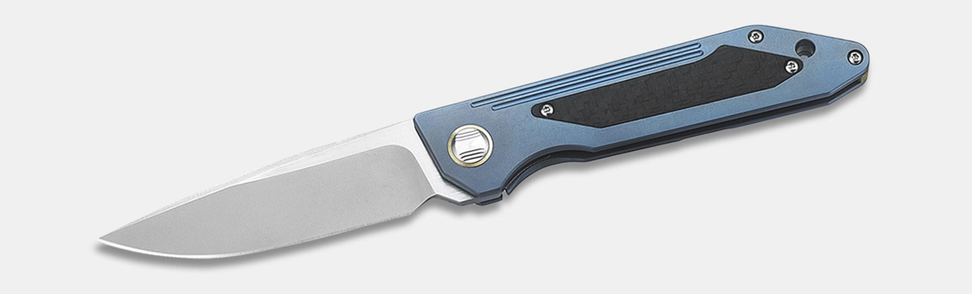 Bestech Shinkansen S35VN Folding Knife