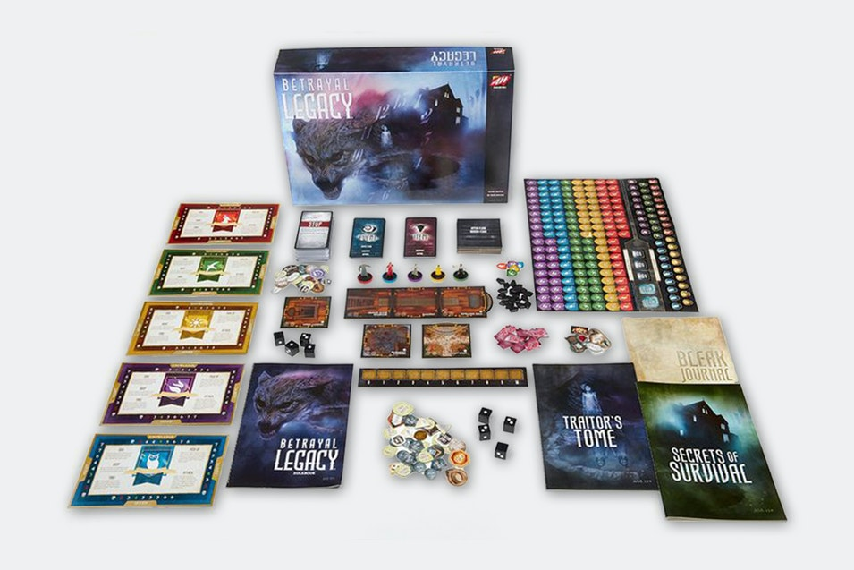 betrayal legacy how to play