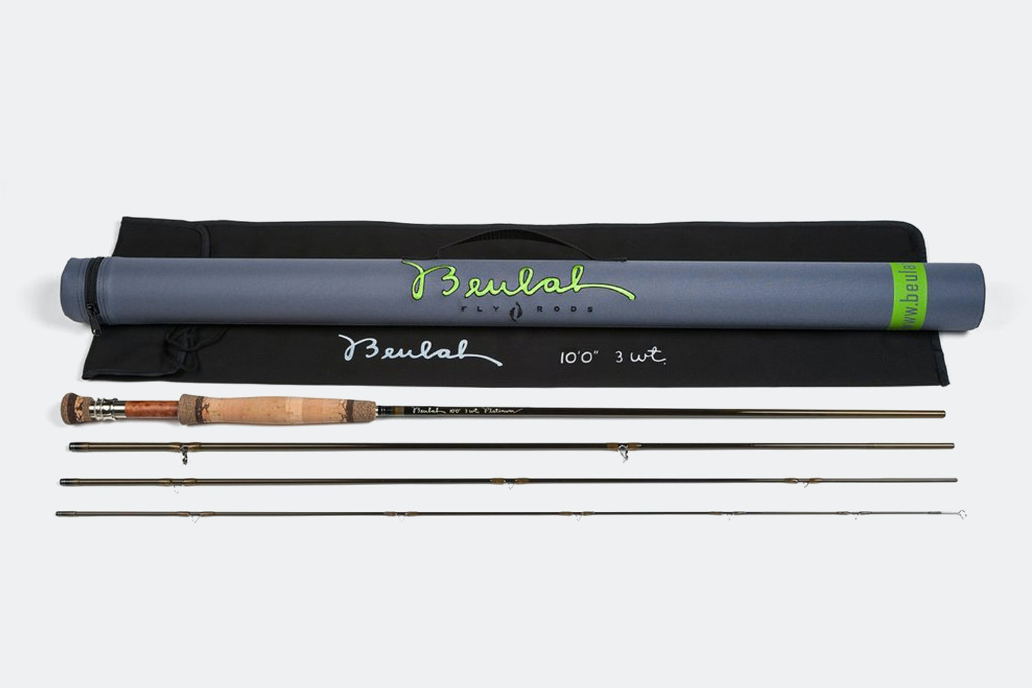 "Platinum Single Hand Rod 3wt 10'0"" (+ $100)"