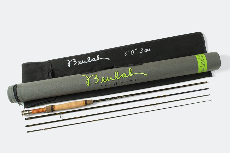 """Platinum Single Hand Rod 3wt 8'0"""" (+ $100)"""
