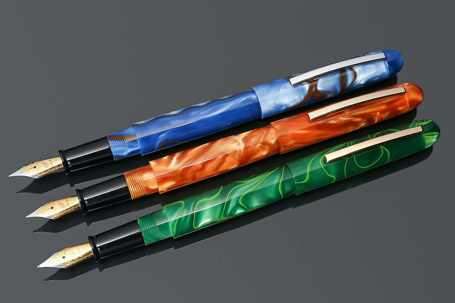 Bexley Imperial Fountain Pen – Massdrop Exclusive