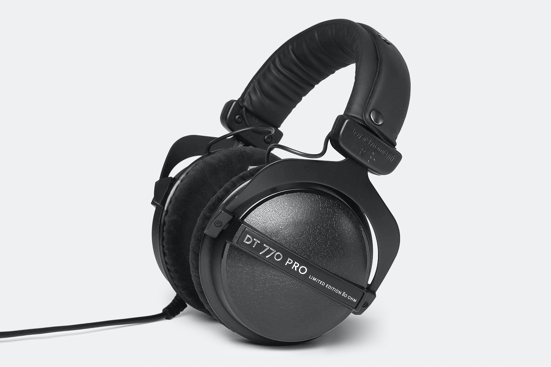 Beyerdynamic DT770 Pro 80-Ohm Limited-Edition Black | Price & Reviews | Massdrop