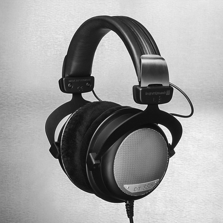 Beyerdynamic DT880 All Black Everything
