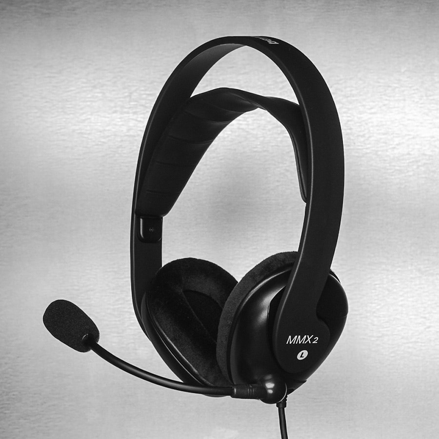 Beyerdynamic MMX2 Gaming Headset + USB DAC