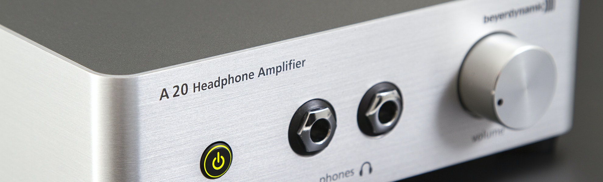 Beyerdynamic A20 Headphone Amplifier